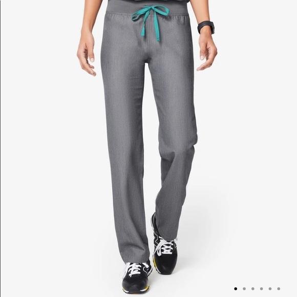 FIGS scrubs Graphite Livingston Pants